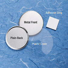 """Badge-A-Minit 500-3"""" Adhesive-Back Button Sets #3770"""
