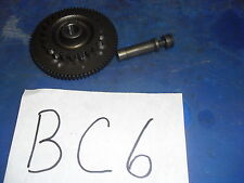 CB550K CB550 CB 550 STARTER REDUCTION START STARTING GEAR 28106-323-000