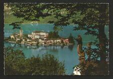 AD7676 Novara - Provincia - Lago d'Orta - Isola San Giulio - Panorama