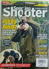 Sporting Shooter UK Hunting Beretta Gun Dog Andy Crow FREE SHIPPING