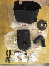 Yamaha Golf Cart Air Box Bottom,Top,Air box Hose G2-G9 Air Cleaner Case Housing