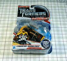 NIB Transformers DOTM Bumblebee Mechtech Cyberfire Intermediate Dark of the Moon