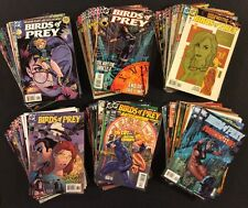 BIRDS OF PREY #8 1 - 127 Comic Book FULL 1st SERIES Batgirl NIGHTWING 1999 DC VF