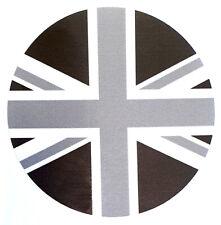 Triumph adesivo BN trasparente fanale inglese UnionJack speed street triple