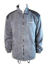 Krakatau Igloo Mens Fleece Jacket Coat with Insulated Lining (Grey) - M