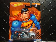 Hot Wheels Superman Custom '52 Chevy Truck w/Real Riders