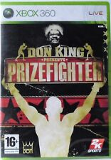 Don King Presents Prizefighter Microsoft Xbox 360 Brand New and Sealed