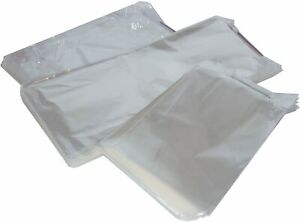 200mm x 250mm Snappy Bags, Heat Seal Bags, Seal With Jaw Sealer, Non-Perforated