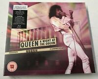 Queen - A Night At The Odeon (CD+Blu-ray, Deluxe Edition) Official GIFT IDEA