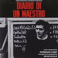 Diario Di Un Maestro (Fiorenzo Carpi) - CD - Digitmovies - Nuovo