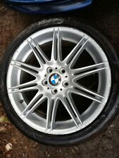 "1x 19"" BMW 3 series MV4 FRONT alloy wheel 8j"
