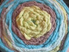 Bernat Blanket Stripes Knitting Yarn / Wool  2 x 300g -By The Sea
