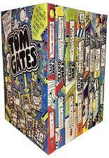 Tom Gates Collection Liz Pichon 8 Books Set Tiny Bit Lucky