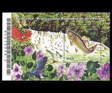 Fish brazil piracema 2005 Yvert B 125 Michel B130 RHM B139 鱼 kala рыба मछली fisk