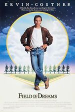 FIELD OF DREAMS (1989) ORIGINAL MOVIE POSTER  -  ROLLED