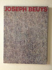 JOSEPH BEUYS, first edition exhibition catalogue, Japan 1993