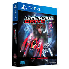 Dimension Drive Limited Edition PlayStation PS4 2018 Chinese English Sealed