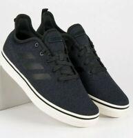Adidas Mens True Chill Skateboarding Sneaker Sz 10 Carbon Black Mesh Shoe DA9852