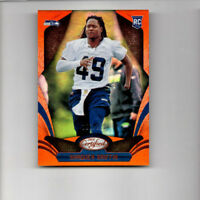 2018 Panini Certified Orange Shaquem Griffin Rookie Card! SEAHAWKS LB! #106/225