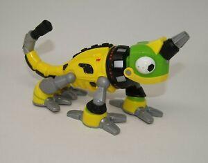 Dinotrux Reptool Revvit Mattel Talking Drill Head Toy Figure Lizard dreamworks