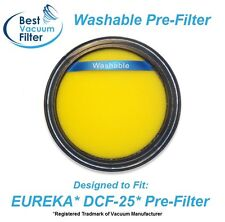 Washable Pre Filter for Eureka DCF25 made for SuctionSeal, AirSpeed, part 67600