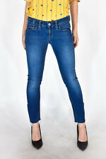 G-Star Raw Jeans Bleu Style Skinny Casual Taille M Coton Femme