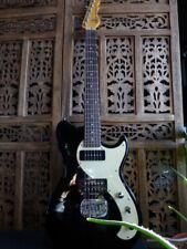 G&L Tribute Fallout E-Gitarre, schwarz