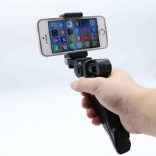 Mini Tripod Handheld Grip Stand + Cell Phone Holder Mount for Photo Video Selfie