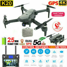 Drone With 5G WIFI FPV 4K HD ECS Camera Brushless RC Double GPS Drone Quadcopter