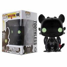 Funko Pop! How to Train Your Dragon 2 Toothless Vinyl Action Figure Toy Gift