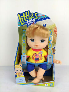 """Littles by Baby Alive Little Astrid 9"""" Doll New Little Squad"""