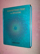 Elementary Number Theory with Applications. Koshy
