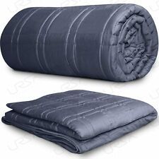 """RONGO King Size Weighted Blanket Premium Comforter (80"""" x 87"""" 25 lbs w/o Cover)"""