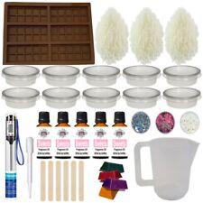 Wax Melt Kit HUGE Learner Fragrance Oil Starter Candle Making - Kit 10 Sweets