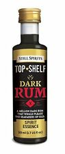 Still Spirits Top Shelf Spirit Essences DARK RUM