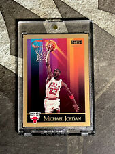1990 SkyBox Michael Jordan #41, Chicago Bulls Beautiful Card, HOT & RARE No Case