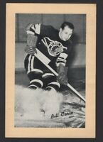 1934-44 Beehive Group I Chicago Blackhawks Photos #44 Bill Carse