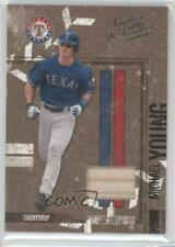 2004 Donruss Leather & Lumber Materials Bat /100 Michael Young #145