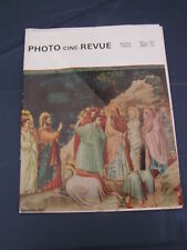 Photo ciné revue 04 1963 Jean Louis SWINERS photojournaliste de choc