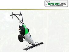 MOTOFALCIATRICE scoppio GREEN LINE 173cc 87cm MOTO FALCIATRICE lama GL870MF