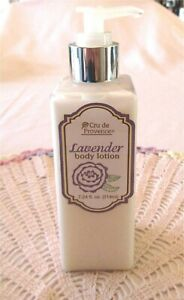 Cru De Provence Body Lotion LAVENDER 7.24fl oz Pump Bottle Brand New