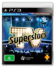TV Superstars *BRAND NEW* PS3 PS Move