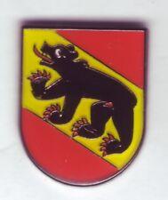 Bern Wappen Pin,Coat of Arms,Schweiz,Suisse,Svizzera,Kanton Anstecker
