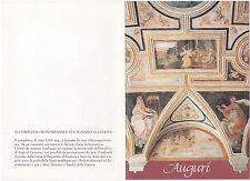 AUGURI DI NATALE 1992 BANCA CARIGE AUTOGRAFATA DAL DIRETTORE BERNESCHI 13-123