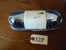 X219 OEM 1980 1981-1997 FORD, LINCOLN, & MERCURY Interior Dome Double Map Light