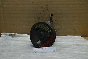 07-08 Chevrolet Aveo Power Steering Oem Pump 433-w7