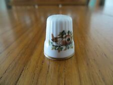 Spode UK & Ireland Collectable Sewing Thimbles