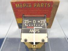 Ammeter 1946 1947 1948 Dodge DeLuxe Series Custom Series D24 Amp Gauge 1154245