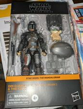 Star Wars The Black Series Din Djarin The Mandalorian and The Child 6? Figure