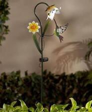 Solar Garden Stakes Ornaments For Sale | EBay